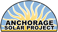 Anchorage Solar Project Logo, small